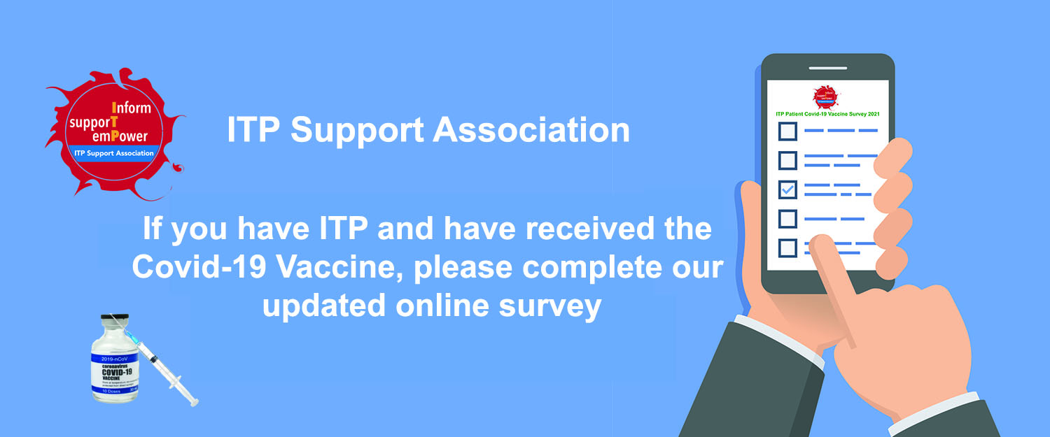 ITP Covid Vaccine Survey updated 2021