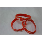 Warning wristbands for people without a spleen